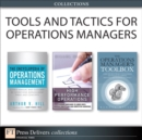 Tools and Tactics for Operations Managers (Collection) - eBook