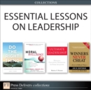 Essential Lessons on Leadership (Collection) - eBook