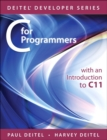 C for Programmers with an Introduction to C11 - eBook