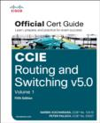CCIE Routing and Switching v5.0 Official Cert Guide, Volume 1, 5/e - eBook