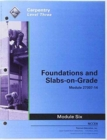27307-14 Foundations and Slab-on-Grade Trainee Guide - Book