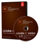 Adobe Illustrator CC Learn by Video (2015 release) - Book