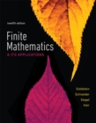 Finite Mathematics & Its Applications - Book