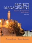 Project Management : Processes, Methodologies, and Economics - Book