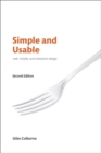 Simple and Usable Web, Mobile, and Interaction Design - Book