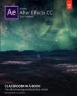 Adobe After Effects CC Classroom in a Book - Book