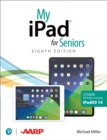 My iPad for Seniors (covers all iPads running iPadOS 14) - Book