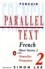 Parallel Text: French Short Stories : Nouvelles Francaises - Book