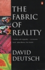 The Fabric of Reality - Book