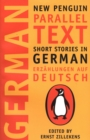 Short Stories in German : New Penguin Parallel Texts - Book