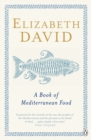 A Book of Mediterranean Food - Book