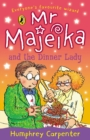 Mr Majeika and the Dinner Lady - Book
