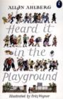 Heard it in the Playground - Book