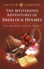 The Mysterious Adventures of Sherlock Holmes - Book