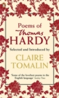 Poems of Thomas Hardy - Book
