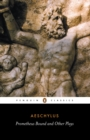 Prometheus Bound and Other Plays - Book