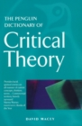 The Penguin Dictionary of Critical Theory - Book