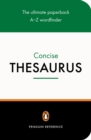 The Penguin Concise Thesaurus - Book