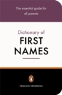 The Penguin Dictionary of First Names - Book