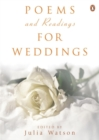Poems and Readings for Weddings - Book