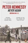Never Again : Britain 1945-1951 - Book