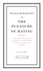 On the Pleasure of Hating - Book