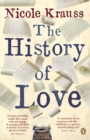 The History of Love - Book