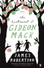 The Testament of Gideon Mack - Book
