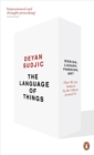 The Language of Things - Book