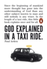 God Explained in a Taxi Ride - Book
