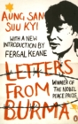Letters From Burma - Book