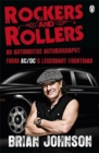 Rockers and Rollers : An Automotive Autobiography - Book