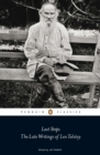 Last Steps: The Late Writings of Leo Tolstoy - Book