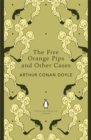 The Five Orange Pips and Other Cases - Book