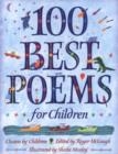 100 Best Poems for Children - Book