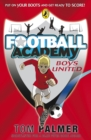 Football Academy: Boys United - Book