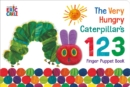 The Very Hungry Caterpillar Finger Puppet Book - Book