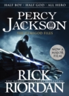 Percy Jackson: The Demigod Files (Film Tie-in) - Book
