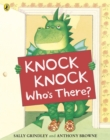 Knock Knock Who's There? - Book