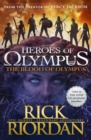 The Blood of Olympus (Heroes of Olympus book 5) - eBook