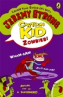 Cartoon Kid - Zombies! - Book