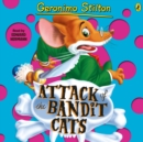 Geronimo Stilton: Attack of the Bandit Cats (#8) - eAudiobook