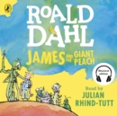 James and the Giant Peach : (Binaural Edition) - eAudiobook