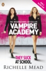 Vampire Academy Official Movie Tie-In Edition (book 1) - Book