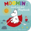 Moomin's Touch and Feel Playbook - Book