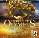 The Lost Hero (Heroes of Olympus Book 1) - eAudiobook