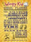 The Wimpy Kid School Planner - Book