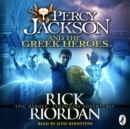 Percy Jackson and the Greek Heroes - eAudiobook