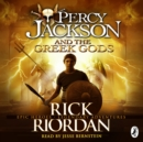 Percy Jackson and the Greek Gods - eAudiobook