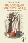 The Animals of Farthing Wood: The Adventure Begins - Book